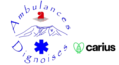 logo Ambulances Dignoises